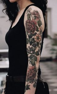 tattoo maniki olo me louloudia