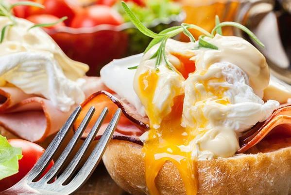 Νόστιμες 5λεπτες συνταγές για αυγά!
