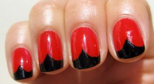 black &red manikiour