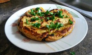 efkoli sintagi omeleta choris