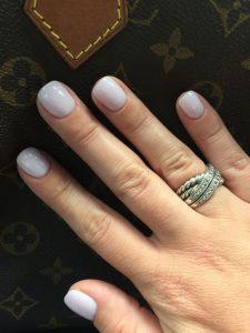 galaktero manicure