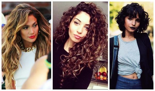 16 Ιδέες για μοντέρνα σγουρά μαλλιά!