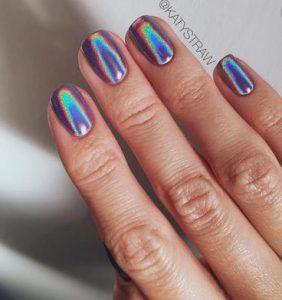 iridizon manicure, konta nichia