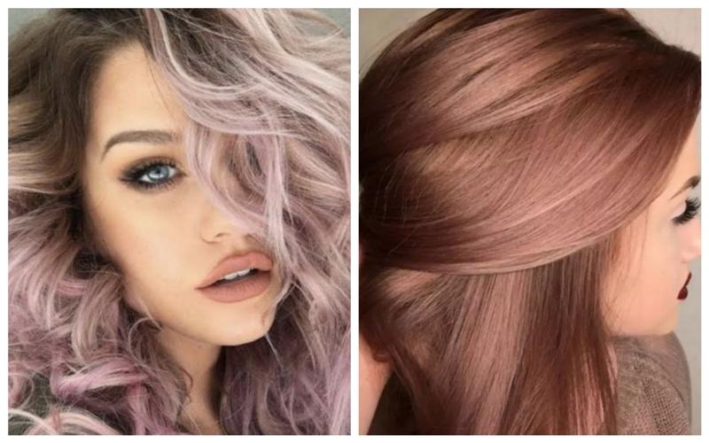 Οι νέες τάσεις στα χρώματα μαλλιών για την άνοιξη-καλοκαίρι!  7efcc6f9fde