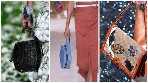 Ποιες τσάντες είναι στη μόδα για την άνοιξη-καλοκαίρι 2018!