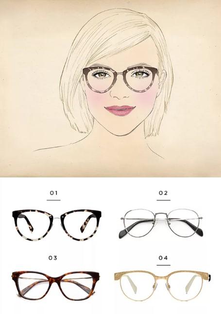 cf9c4c77d2 Σε ένα πρόσωπο με σχήμα καρδιά ταιριάζουν τα γυαλιά που είναι πιο μεγάλα σε  μέγεθος και διαθέτουν ένταση στο κάτω μέρος τους. Με αυτόν τον τρόπο δίνουν  την ...