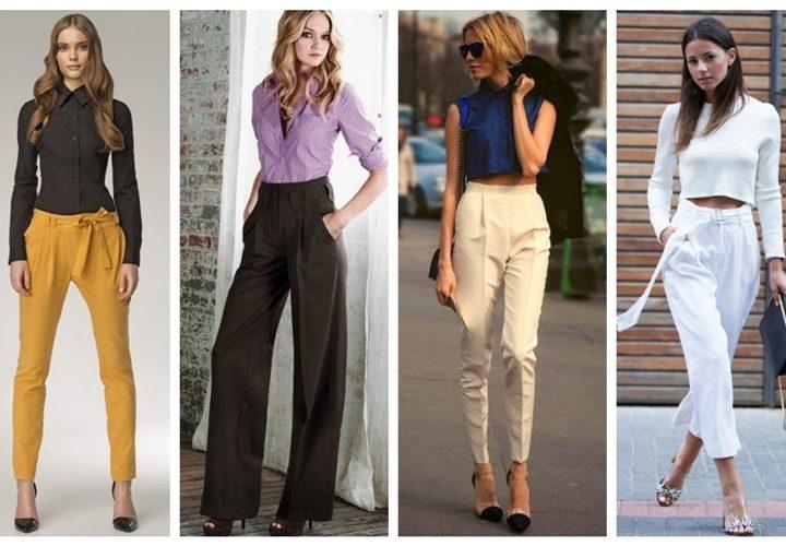 18 Μοναδικές ιδέες για να συνδυάσεις το ψηλόμεσο παντελόνι!