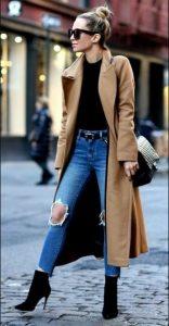 tampa palto jeans