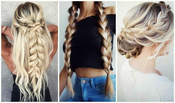 10 Ιδέες για όμορφα χτενίσματα για μακρυά μαλλιά!