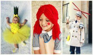 5 Ιδέες για πρωτότυπες παιδικές αποκριάτικες στολές!