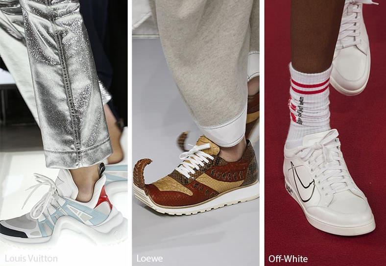Ποιά θα είναι η μόδα στα γυναικεία παπούτσια για την Άνοιξη ... 9301e3ecd56