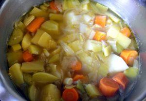 nistisimi beloute soupa patata karoto