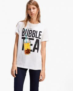 bubble tea tshirt