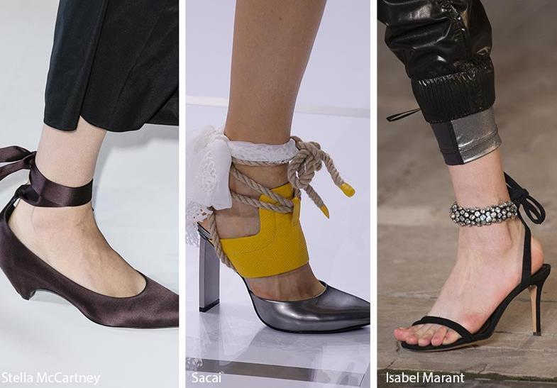 1c91d75acc7 Η μόδα στα γυναικεία παπούτσια για την Άνοιξη- Καλοκαίρι 2018 ...