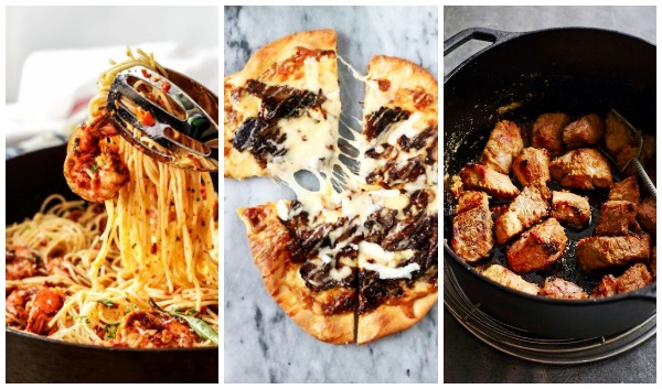 3 Ιδέες για νόστιμα και εύκολα φαγητά για καλεσμένους!