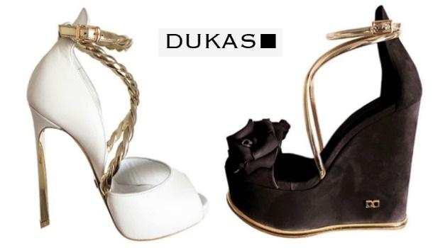 Γυναικεία παπούτσια Dukas Άνοιξη- Καλοκαίρι 2018!