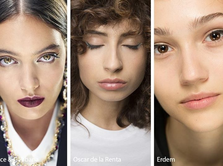 Οι τάσεις της μόδας στο μακιγιάζ για την Άνοιξη-Καλοκαίρι 2018!