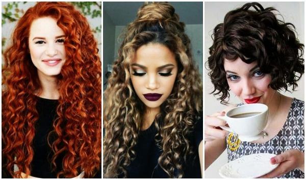 10 Όμορφα κουρέματα για πολύ σγουρά μαλλιά!