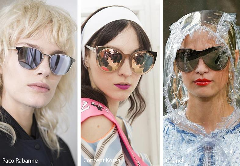 e20846a609 Ποια γυαλιά ηλίου θα φορεθούν την Άνοιξη- Καλοκαίρι 2018!