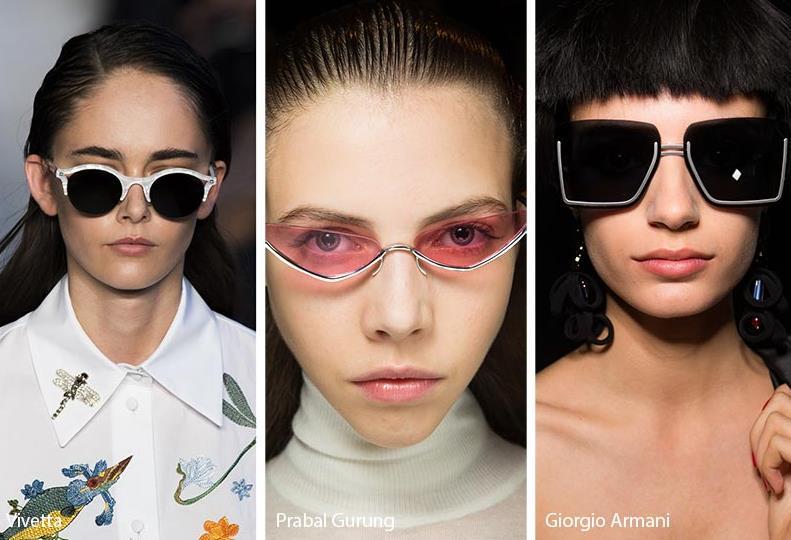 Ποια γυαλιά ηλίου θα φορεθούν την Άνοιξη- Καλοκαίρι 2018!  222343fa43c