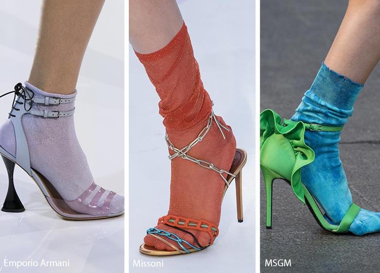 ab1f017ce1 Η μόδα στα γυναικεία παπούτσια για την Άνοιξη- Καλοκαίρι 2018 ...
