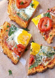 pizza glukopatata