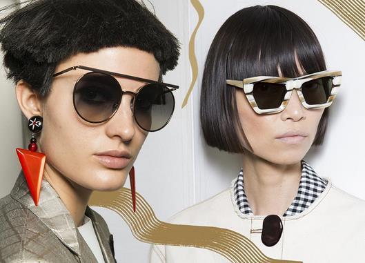 Ποια γυαλιά ηλίου θα φορεθούν την Άνοιξη- Καλοκαίρι 2018!  1bb844e9b83