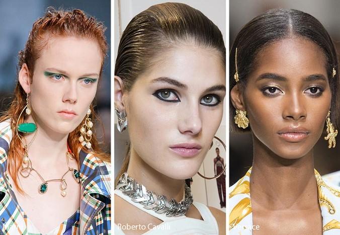 Οι νέες τάσεις στο γυναικείο κόσμημα για την άνοιξη-καλοκαίρι 2018!