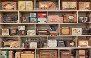 vintage radiofwna