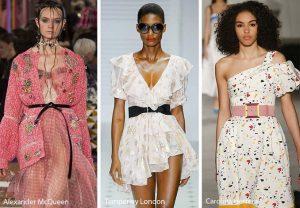 Ποια γυναικεία αξεσουάρ ρούχων θα φορεθούν το καλοκαίρι 2018!