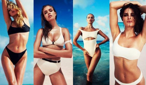 Νέα γυναικεία μαγιό Victoria's Secret για το 2018!