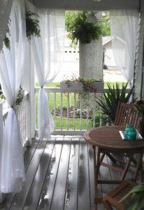 balcony deco