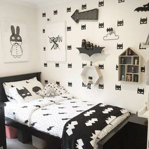 black and white kids bedroom ediva.gr