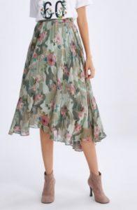 fkri floral fousta miss sixty 2018