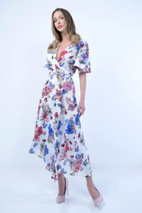 forema floral maxi