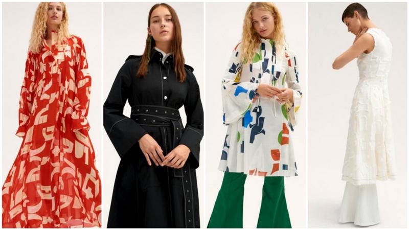 01a598459812 Γυναικεία ρούχα H M για άνοιξη-καλοκαίρι 2018!