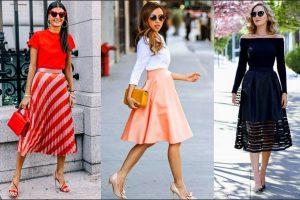 16 Μοναδικές Midi φούστες για φέτος το καλοκαίρι!