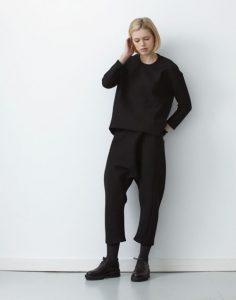 minimalist panteloni