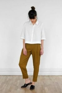 minimalist trousers