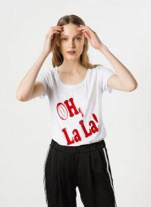 oh lala tshirt