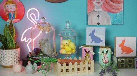 06f7dff70a0 Πως να φτιάξεις εύκολες DIY κατασκευές για το Πάσχα! | ediva.gr