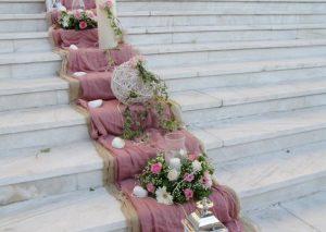 roz leuko linatsa stolismos