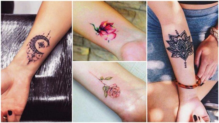 32 Πανέμορφα σχέδια για γυναικείο τατουάζ καρπού!