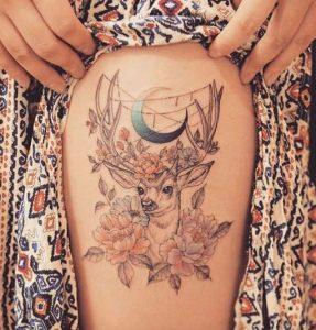 tatouaz sta plevra, elafi me misofeggaro