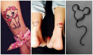 40 Tattoos βγαλμένα από τα παραμύθια!