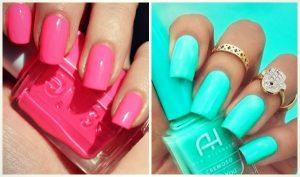 Τα 10 πιο όμορφα καλοκαιρινά χρώματα νυχιών!