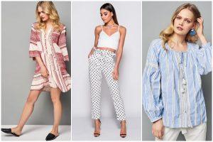 Καλοκαιρινές προτάσεις γυναικείων ρούχων για το 2018!
