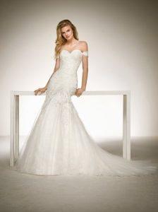 dantelenio mermaid dress