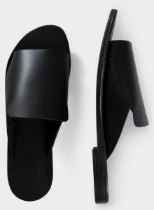 dermatines pantofles modas