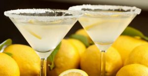 drinks with lemon